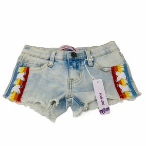 PLAY SIX**Gorgeous Denim Shorts**Size 6 $58
